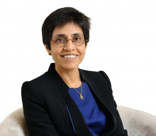 Dr Sudha Nair, executive director, PAVE