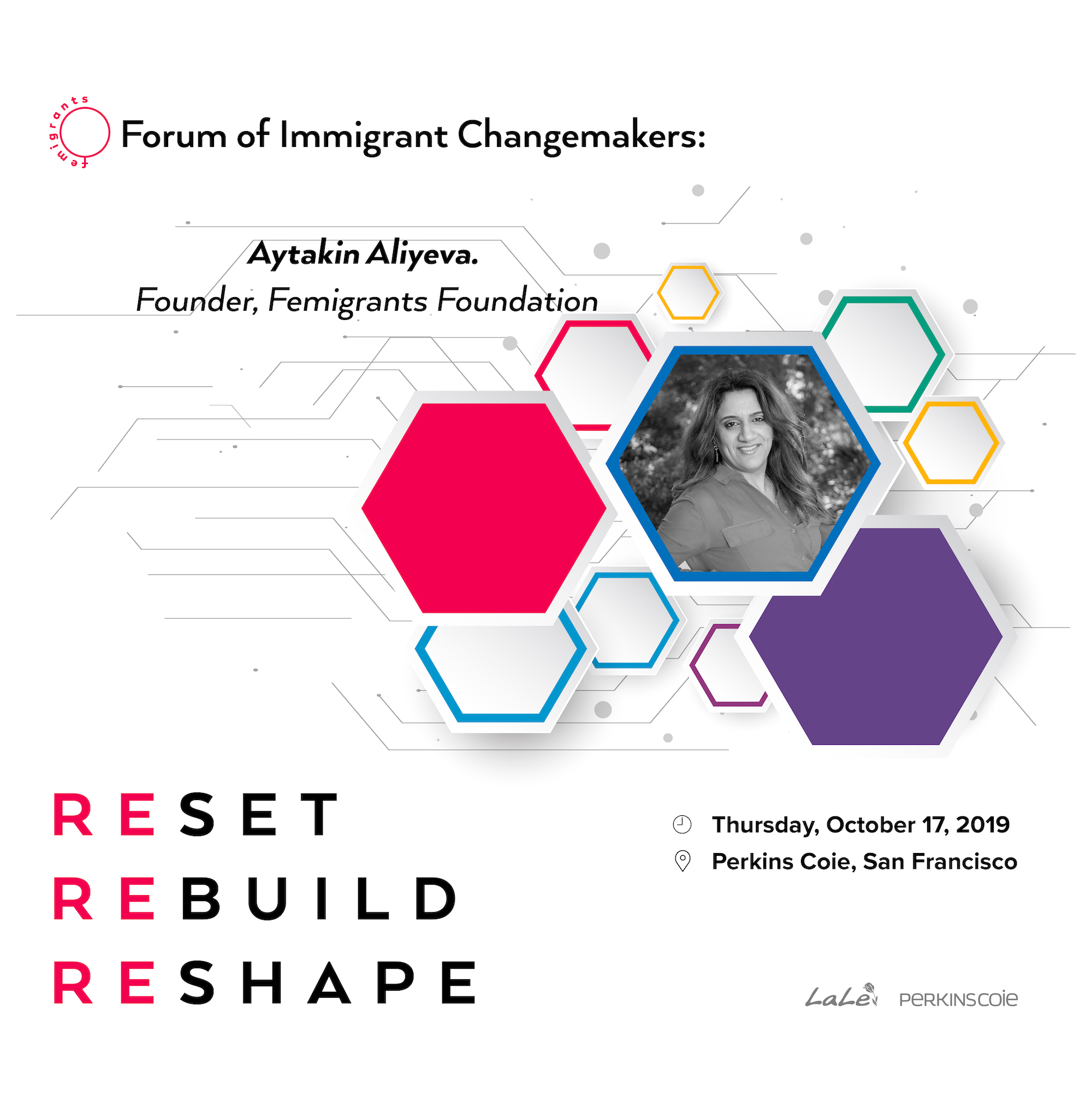 Ika Aliyeva, Founder of Femigrants Foundation