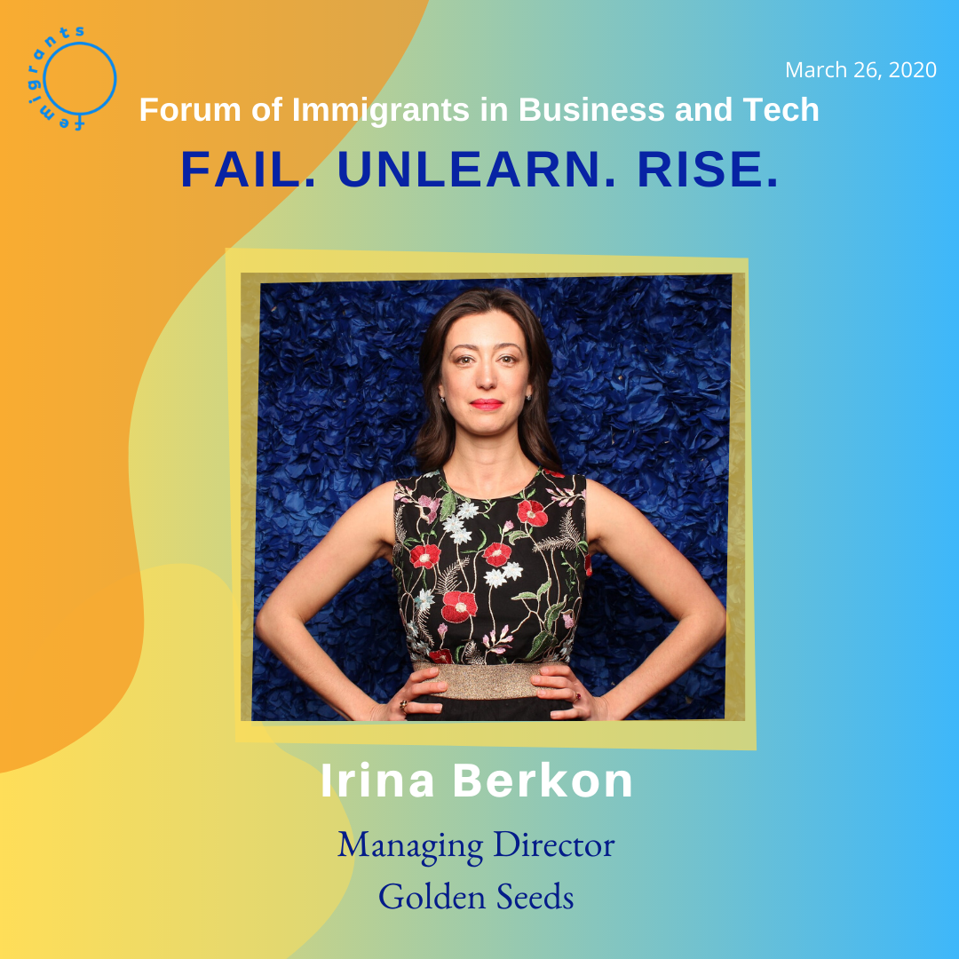 Irina Berkon, FemigrantsForum20
