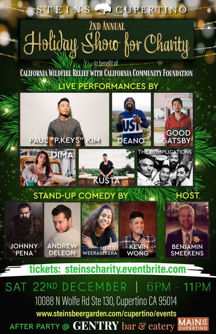 2nd Annual Holiday Show for Charity