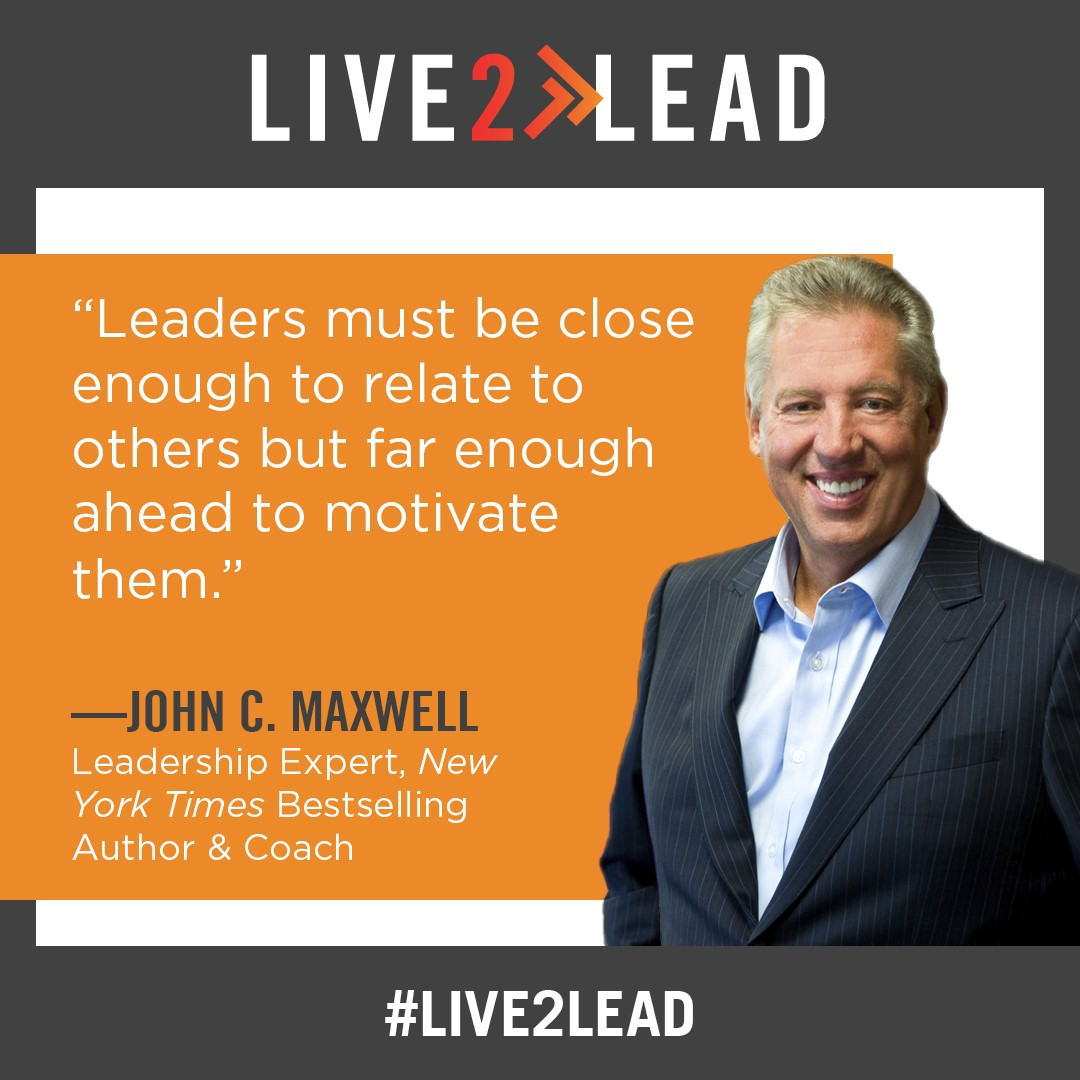 John Maxwell will help you identify some of the core capacities that help you be a more successful leaders and live a fulfilled life. Actionable advice on how to increase your influence and reach your potential.