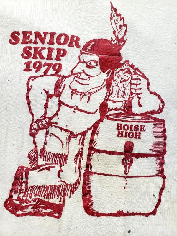 Senior Skip Tshirt