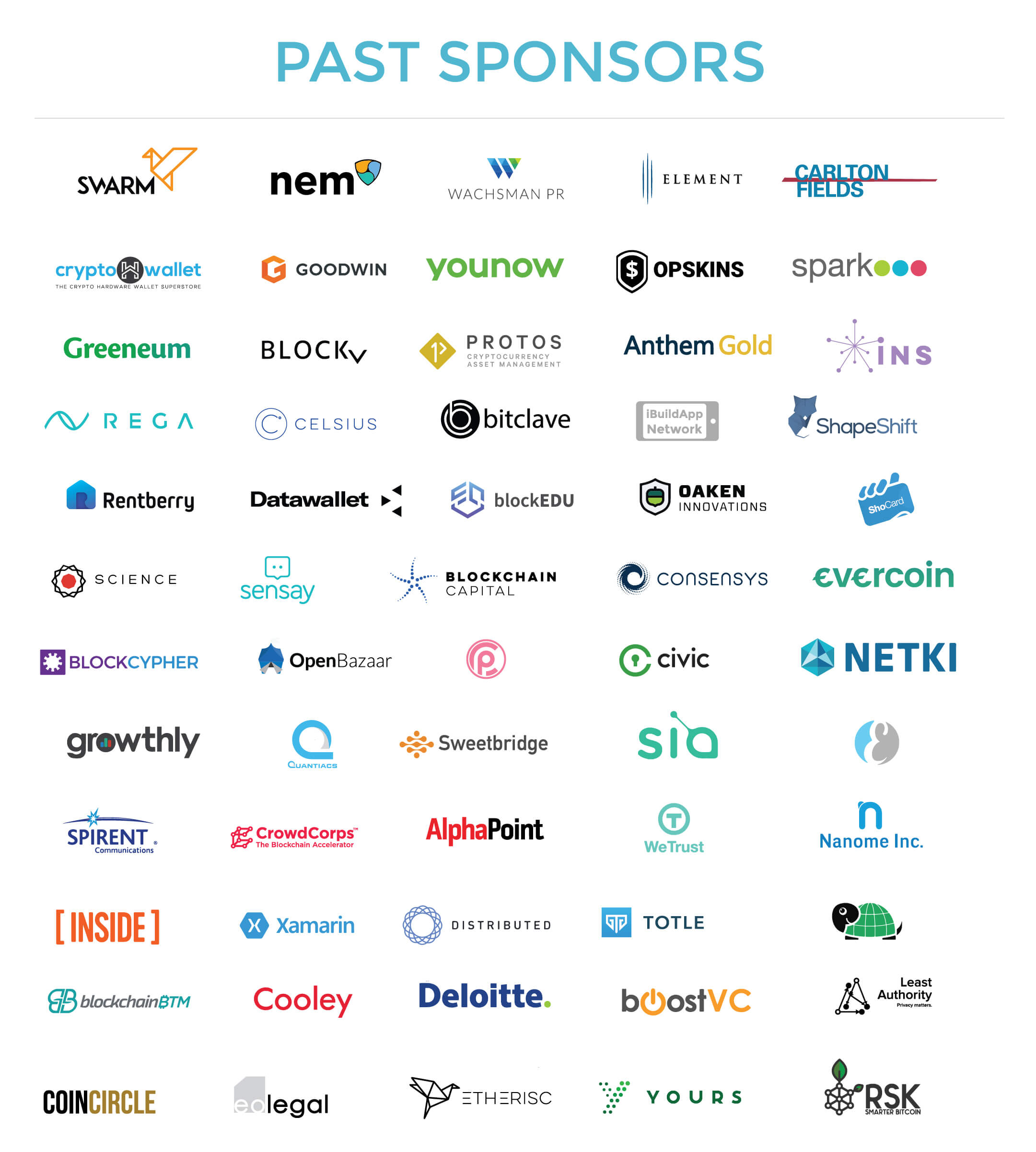 EventBrite Block2TheFuture Sponsors