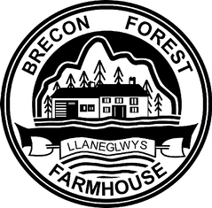 Brecon Forest Farmhouse Logo