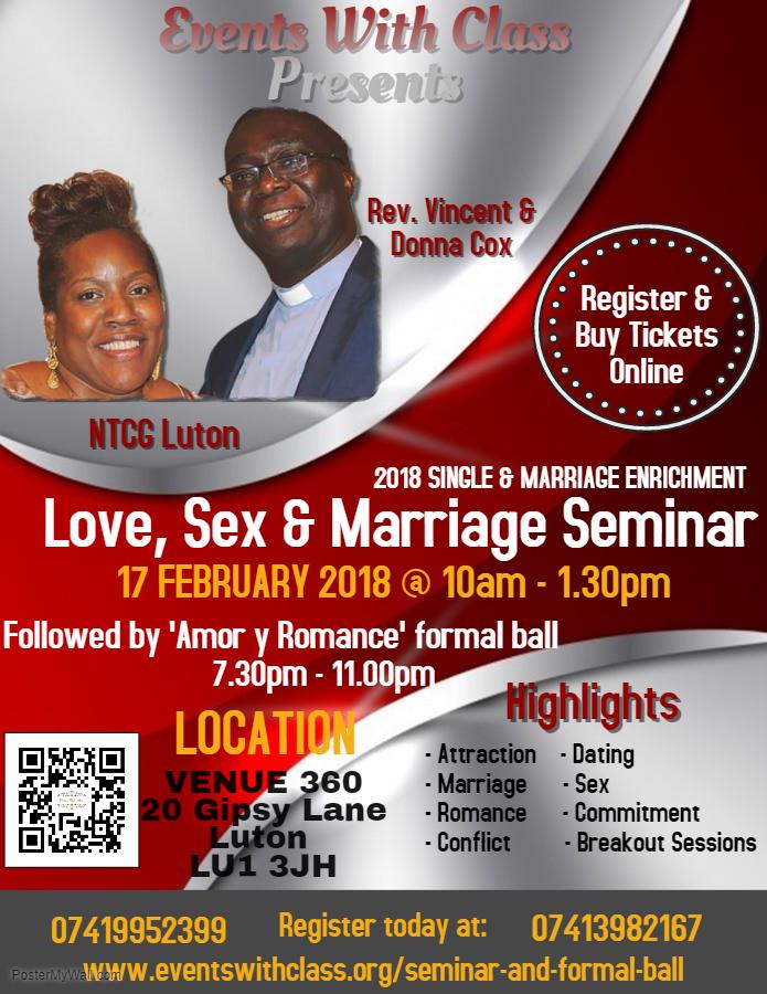 Love ,Sex & Marriage Seminar