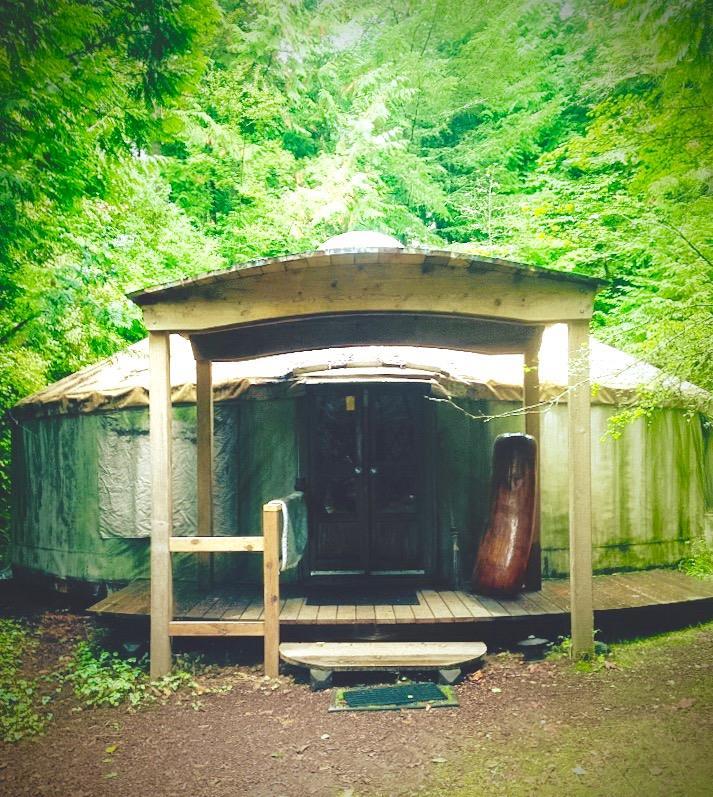CorUnum Yurt