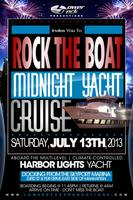 Rock The Boat Midnight Yacht Cruise
