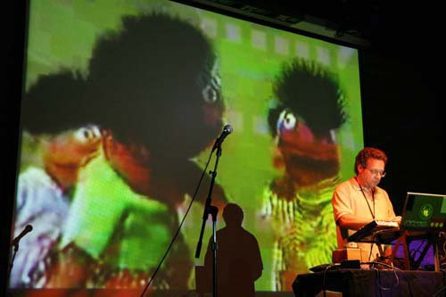 Steinski and muppets