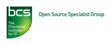 BCS Open Source Specialist Group