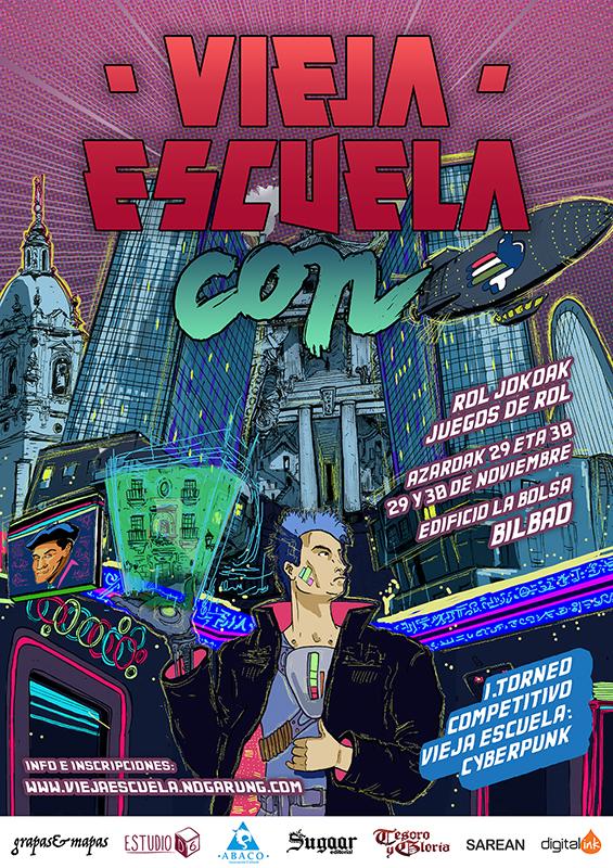 Vieja Escuela CON 2019
