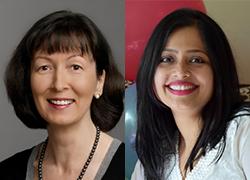 Heike Daldrup-Link, MD and Suchismita Mohanty, PhD