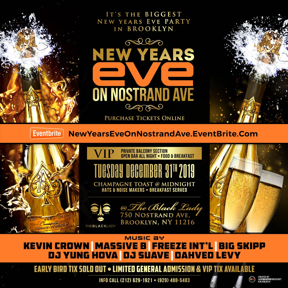 New Year's Eve On Nostrand Ave