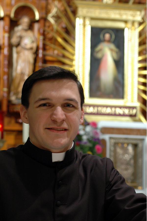 Fr Anthony Gramlich MIC