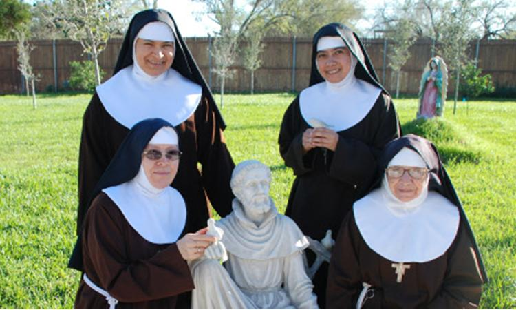 Capuchin Poor Clare Nuns - Alamo TX