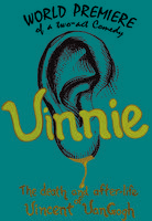 """VINNIE: The Death and After Life of Vincent Van Gogh"""