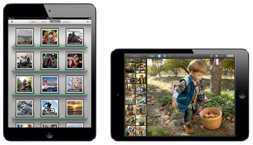 iPhoto and iMovie on iOS