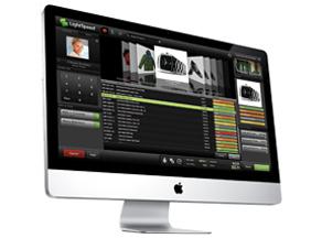 LightSpeed on iMac
