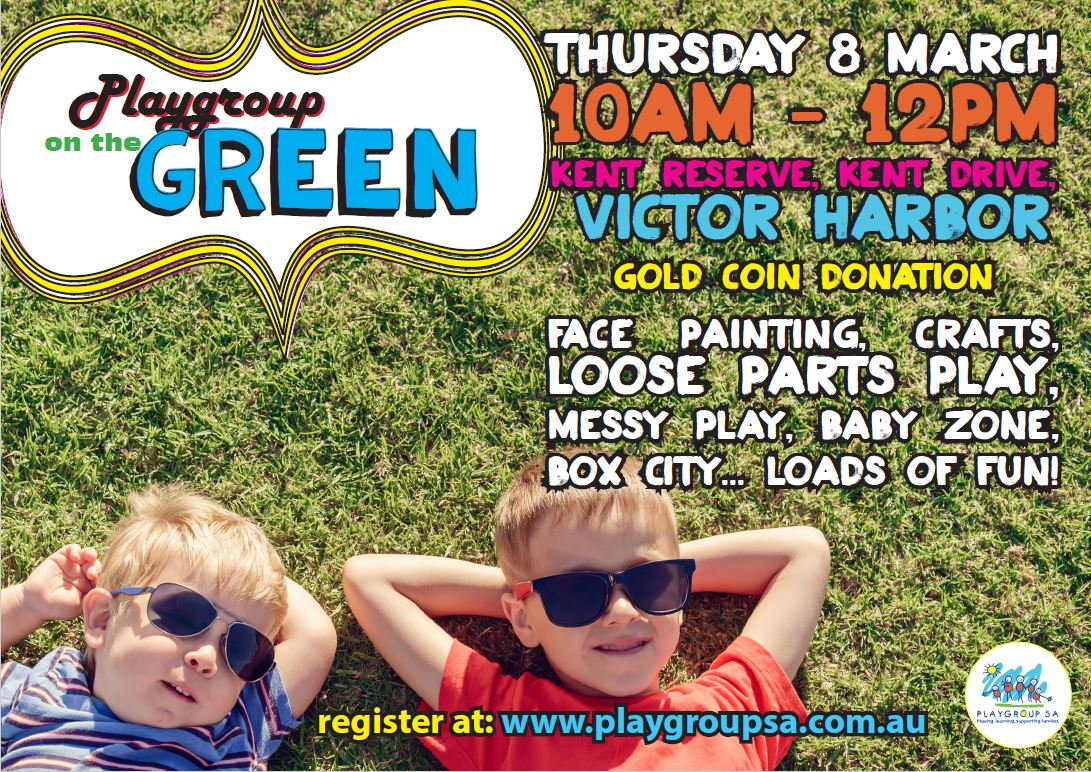 Playgroup on the Green