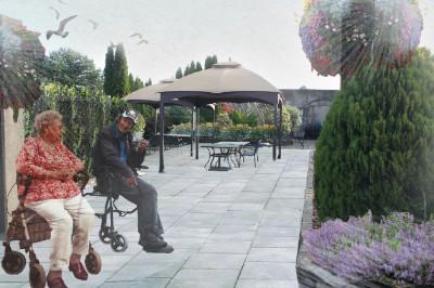 Artist rendering of future garden (2)