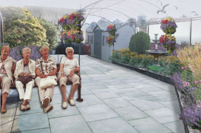 Artist rendering of future garden (3)