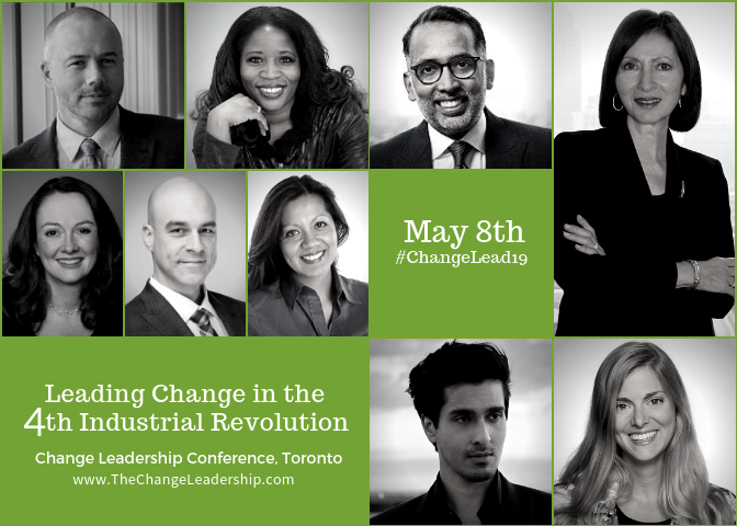 Change Leadership Conference Speakers