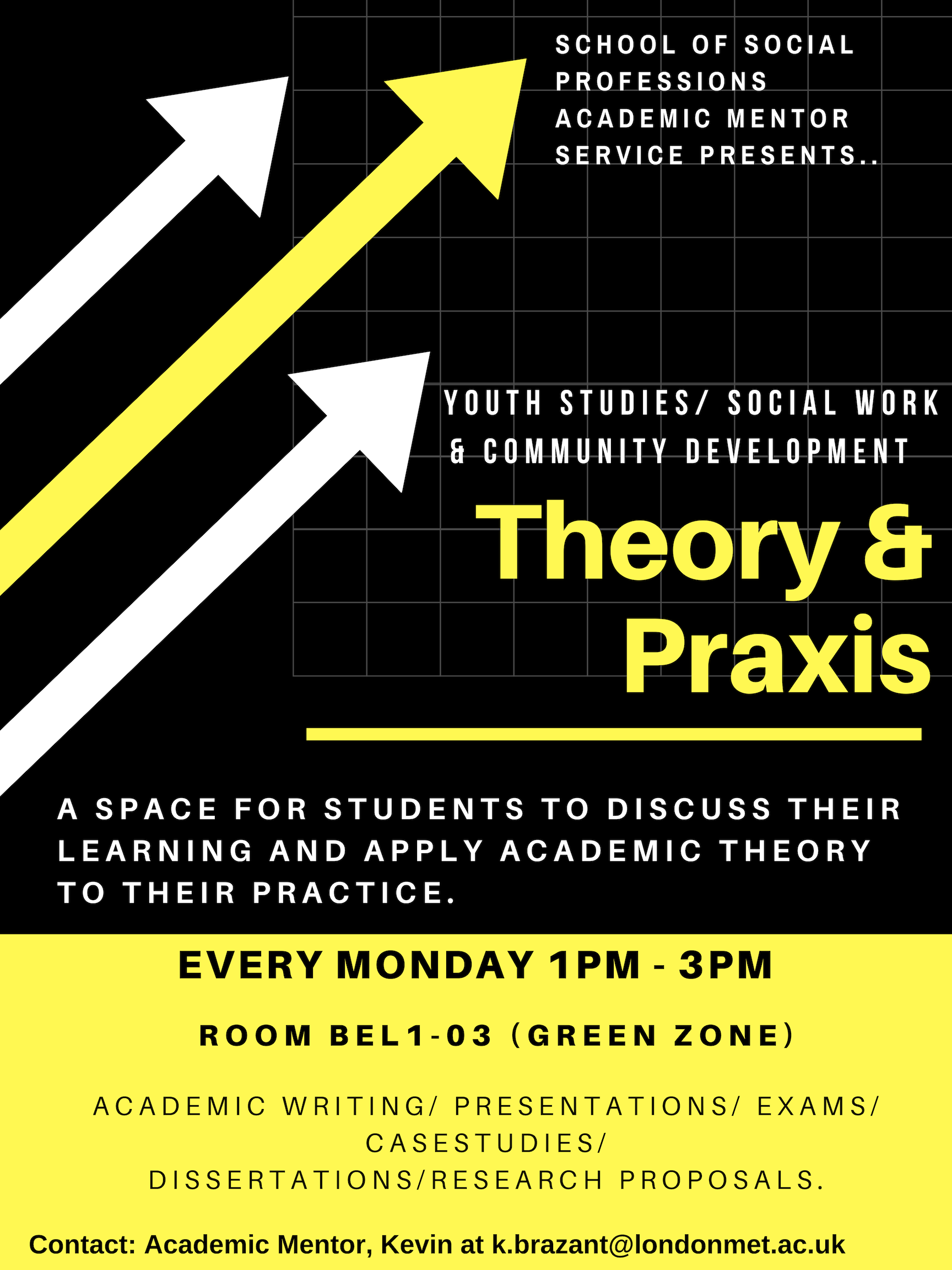 Theory and Praxis Poster