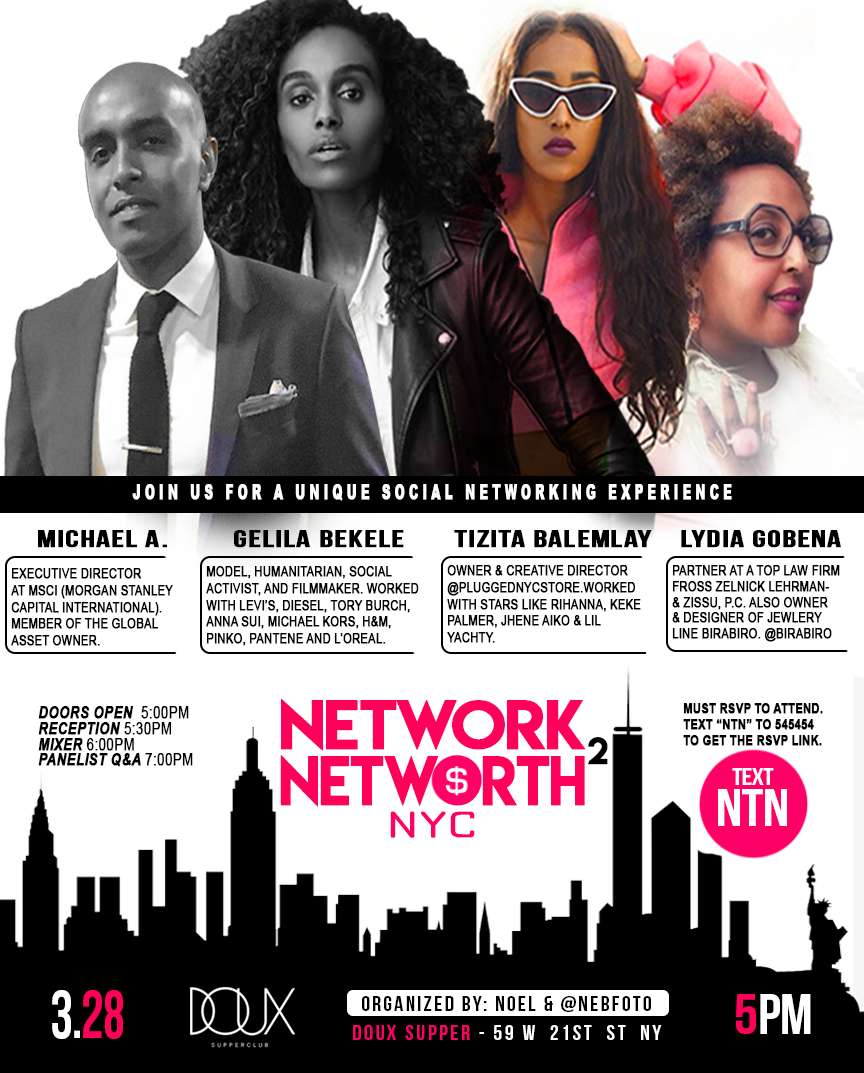 Network to Networth - Organized by Noel & @Nebfoto