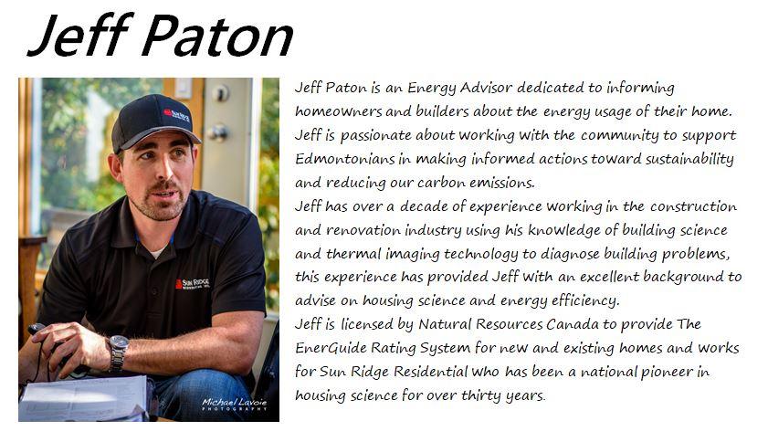 Jeff Paton bio