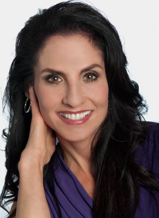 Sona Martinez, Master Cosmetologist & Youngblood Artist
