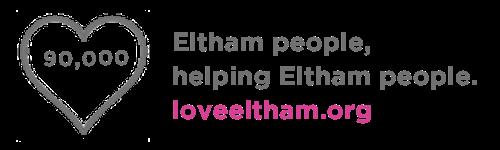 Love Eltham Logo