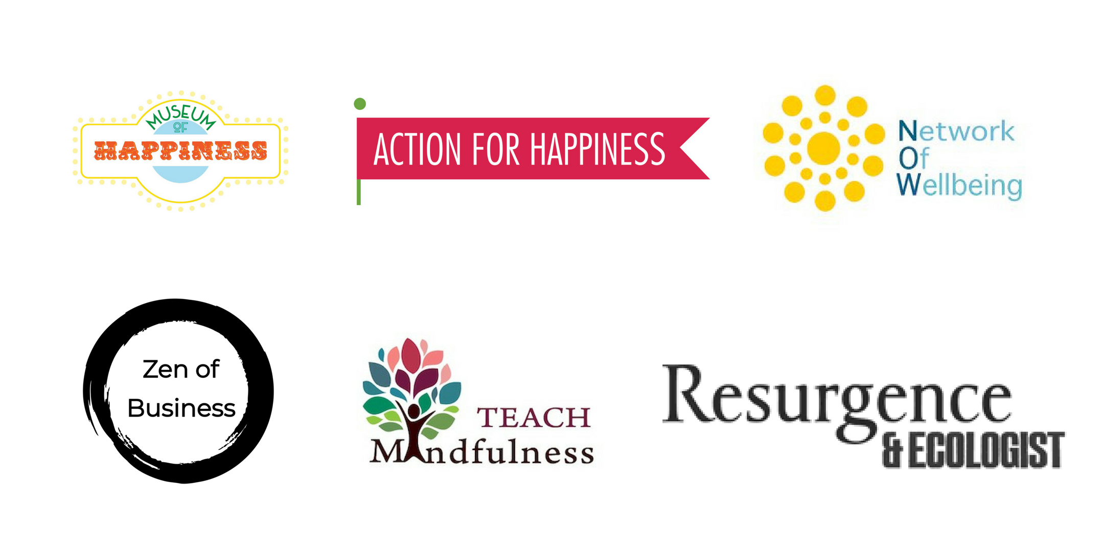 logo batch - happier world conference