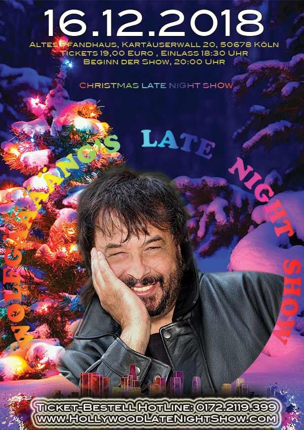 Christmas Late Night Show