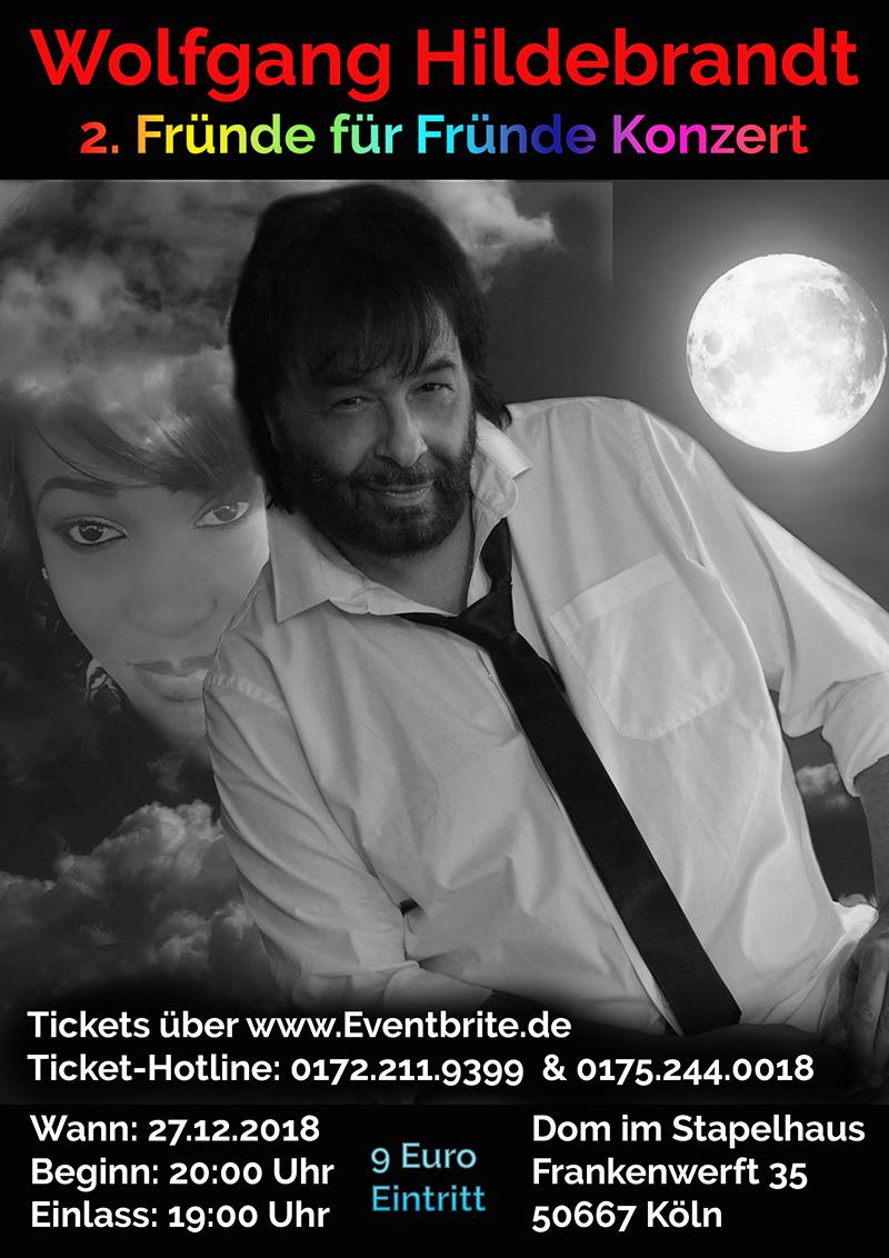 Wolfgang Hildebrandt's2tes Fründe Fründe Konzert