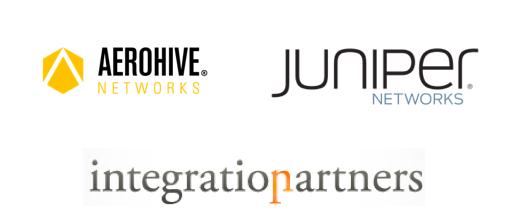 IPC Aerohive Juniper logos