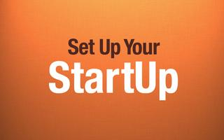 Set Up Your Start Up