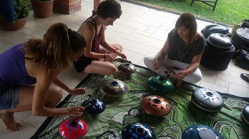 api drum workshop