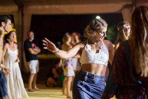 Dancing the night away again