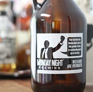 Monday Night Brewing is in Atlanta-based craft beer company