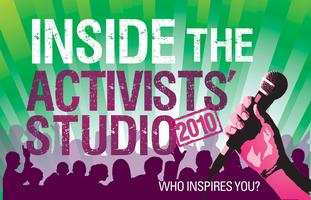 Inside the Activists' Studio SF