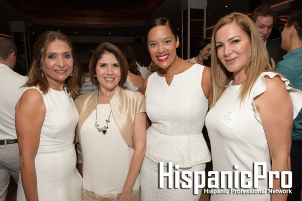 2018 Women's Day Networking Chicago STK Latina