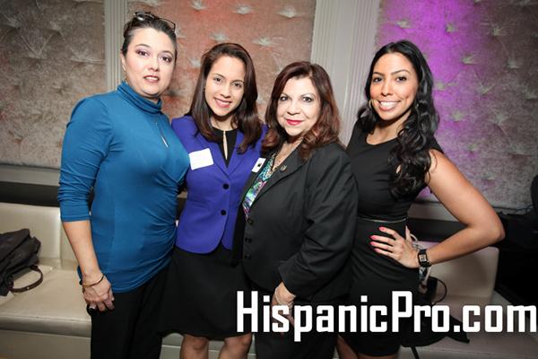 Women Networking Chicago STK Business Latina Celebration
