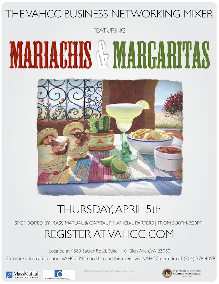 vahcc david watson mariachis margaritas mixer