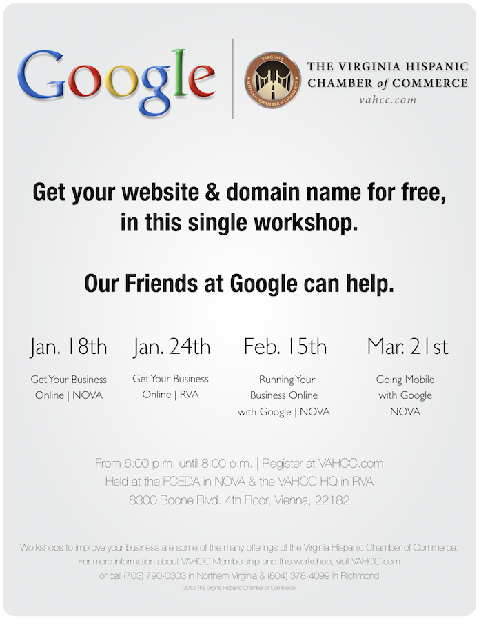 david joel watson google vahcc Get Your Website & Domain Name for free. Our Friends at Google will help.