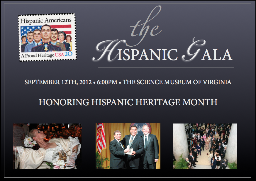 david watson media branding hispanic gala invite