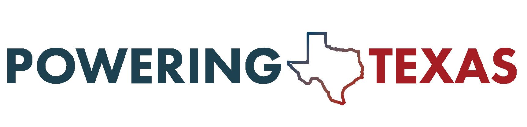 Powering Texas Logo