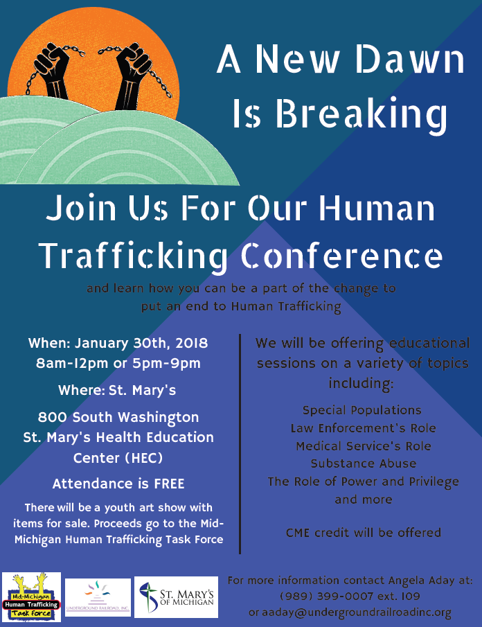human trafficking in michigan The michigan law banning human trafficking took effect on aug 24, 2006, with various provisions strengthening the law occurring over the next years.