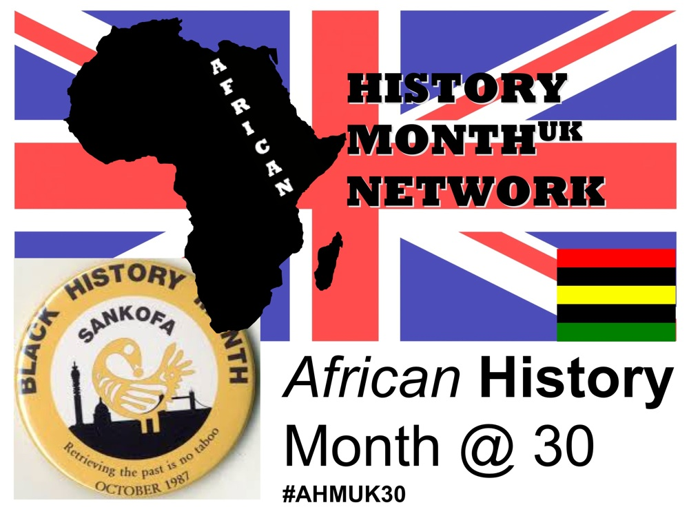 African History Month UK Network Launch