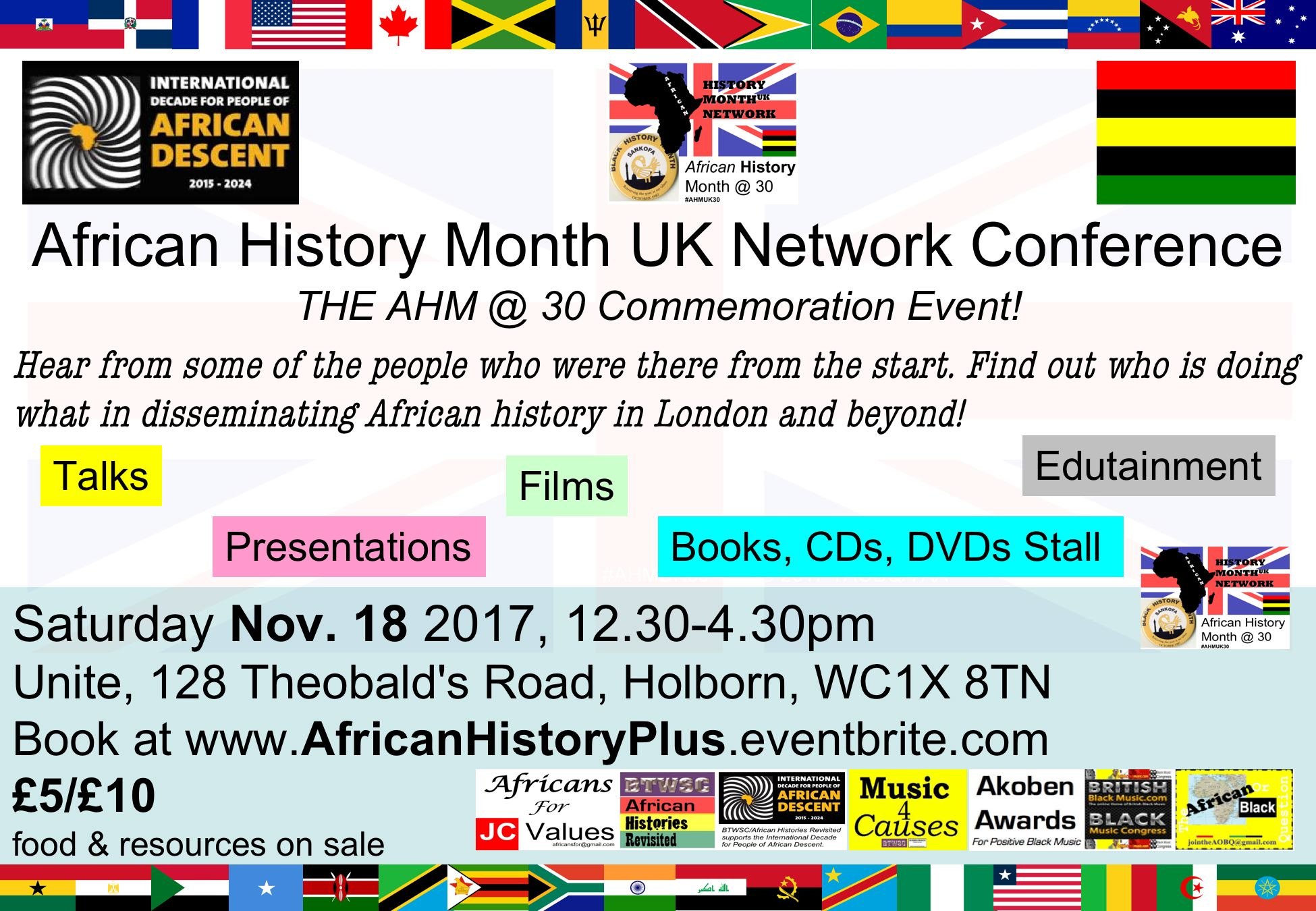 AHMUKNetwork Conference