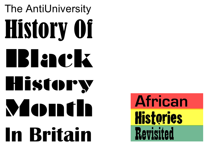 The AU History Of BHM