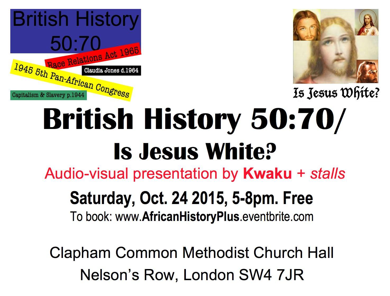 British History at Clapham 2015
